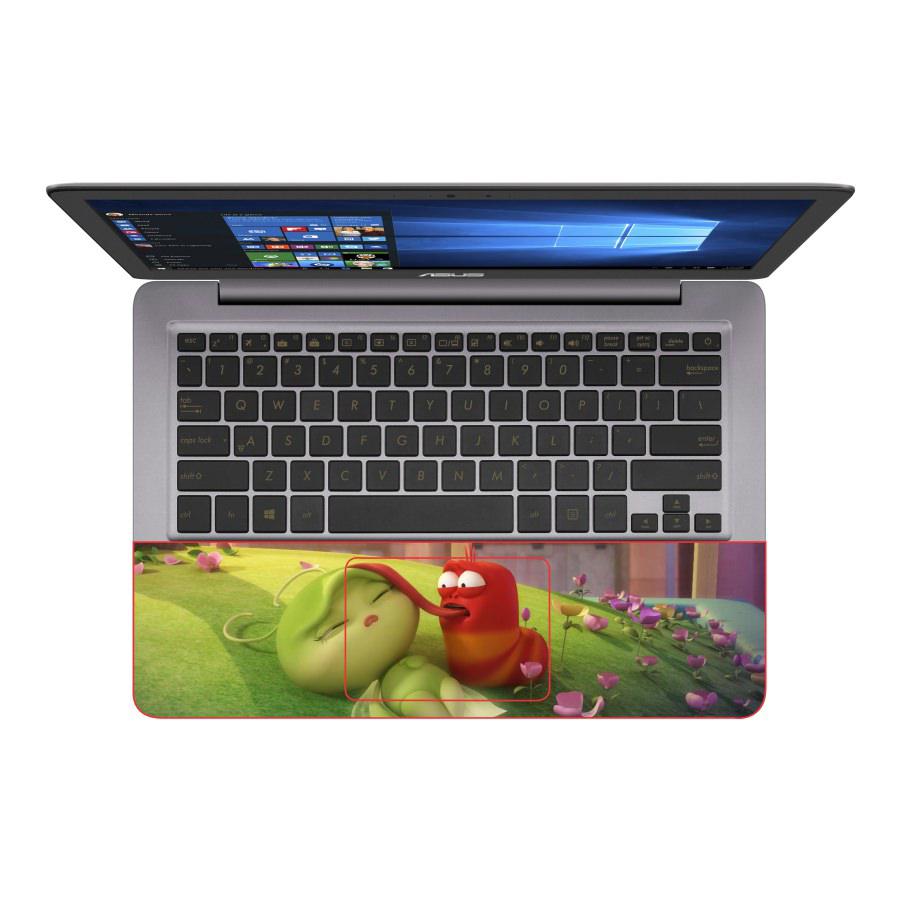 Mẫu Skin Dán Decal Laptop Hoạt Hình Dễ Thương - Mã: DCLTHH106