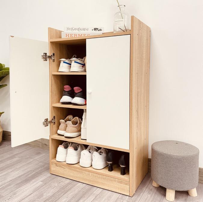 Tủ giày thiết kế thông minh hiện đại FNL - 108.41