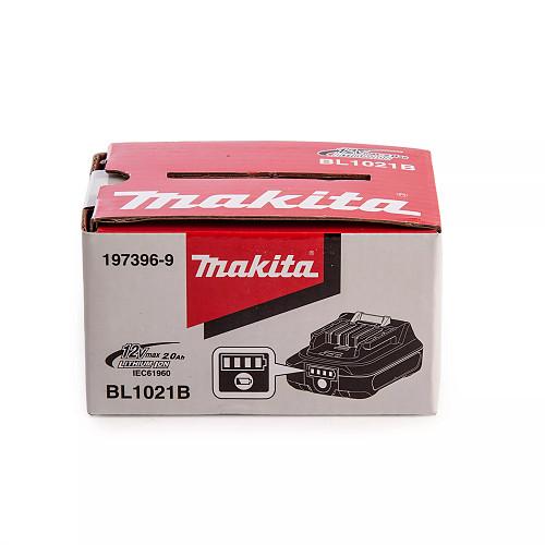 Pin Lithium-Ion Makita BL1021B 12V/2.0Ah