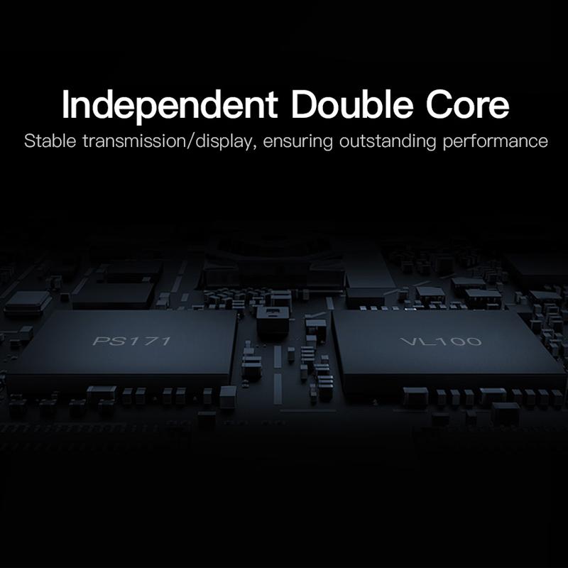 Cáp chuyển đổi USB Type-C to HDMI Vention TDAHB - Hàng chính hãng