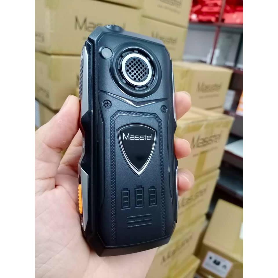 Điện thoại Masstel Play 50 pin siêu trâu, Loa to, giá siêu rẻ - Hàng chính hãng - Bảo hành 12 tháng