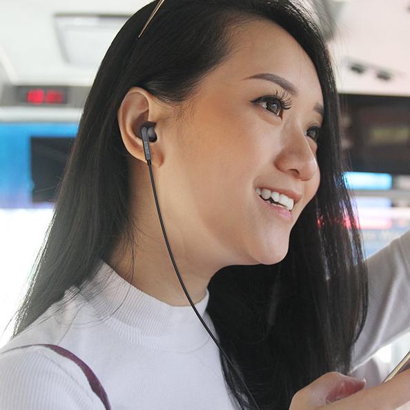 Tai Nghe Nhét Tai ROBOT RE601 - Âm Thanh Trung Thực – HÀNG CHÍNH HÃNG