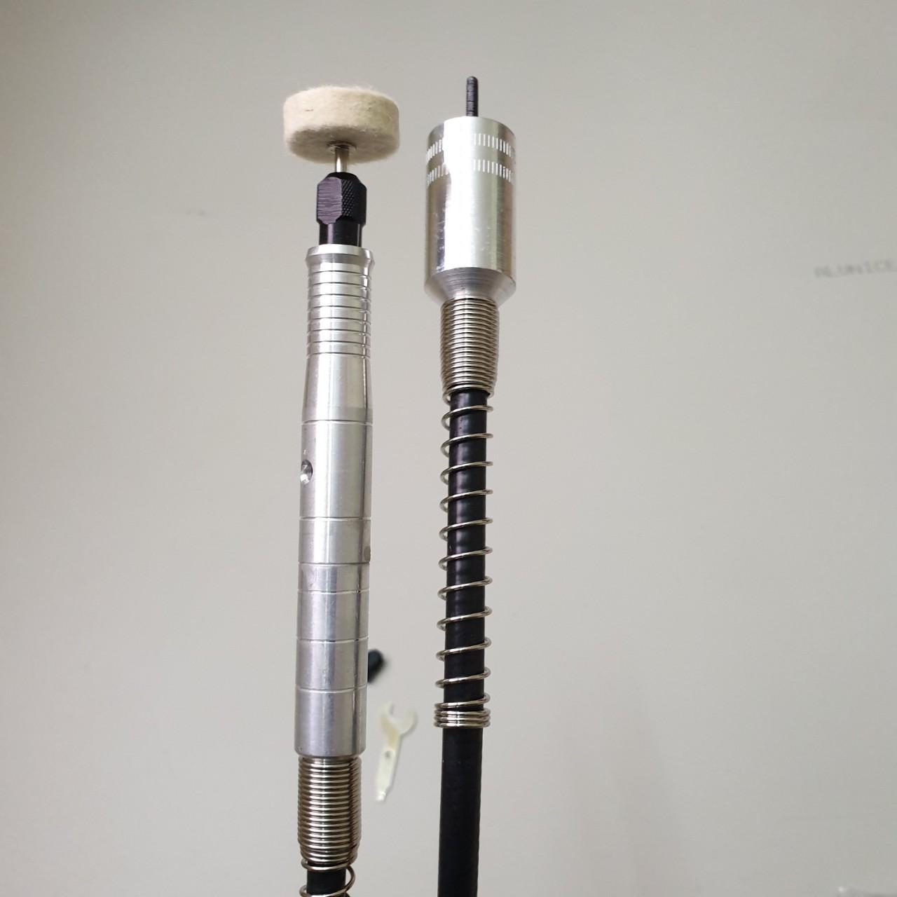 Dây nối dài máy mài khắc mini tay cầm nhôm cao cấp