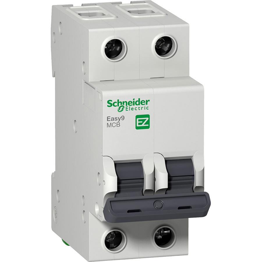 Cầu dao / Aptomat tự động Schneider Electric MCB Easy9 4.5kA 2P 230V