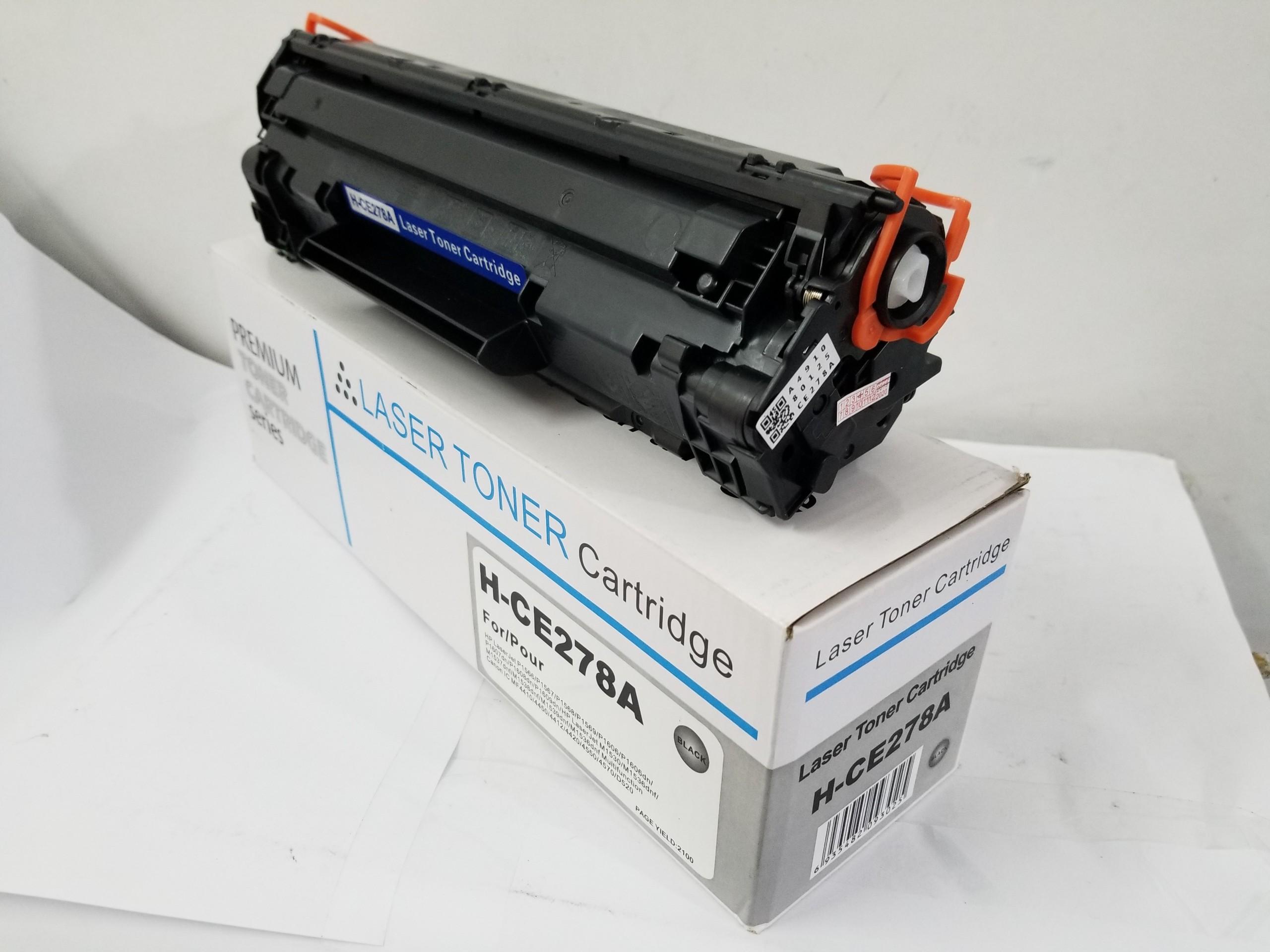 Hộp mực  78A dành cho máy in HP 1536DNF/P1566/1606.......- HÀNG NHẬP KHẨU
