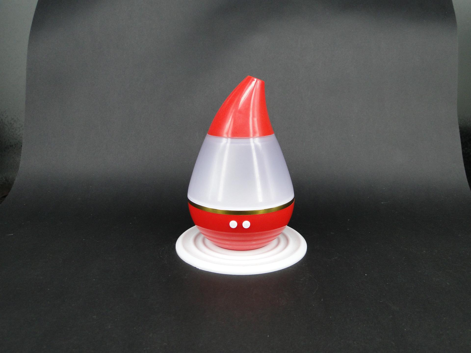 Máy tạo độ ẩm mini nhỏ gọn  kiêm đèn ngủ giúp căn phòng trở nên lung linh -giao màu ngẫu nhiên-kèm tặng giá đỡ điện thoại gấp gọn lúc sạc