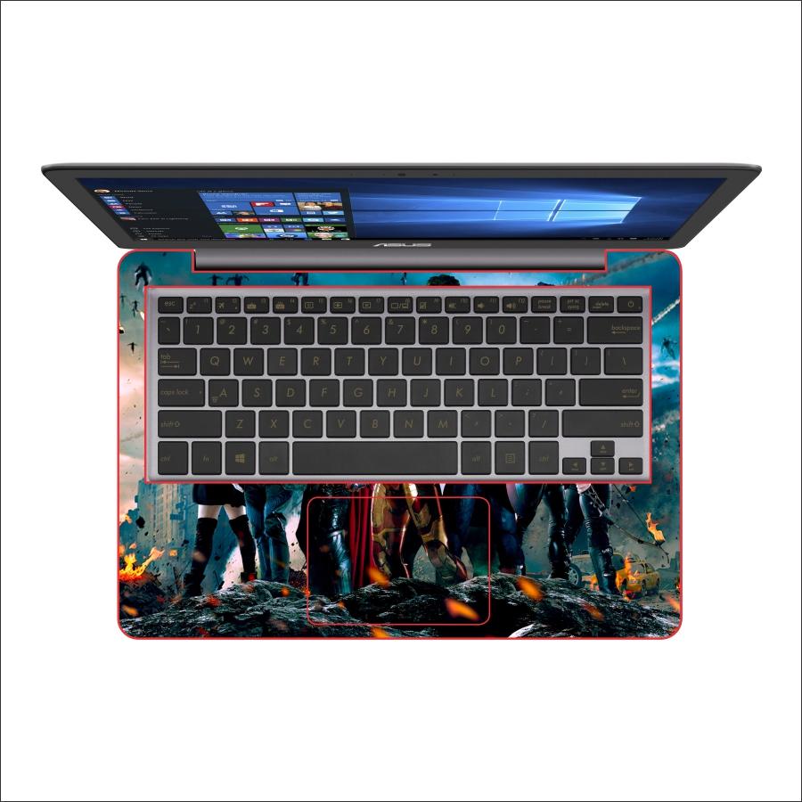 Mẫu Dán Decal Laptop Mẫu Dán Decal Laptop Cinema - DCLTPR 256