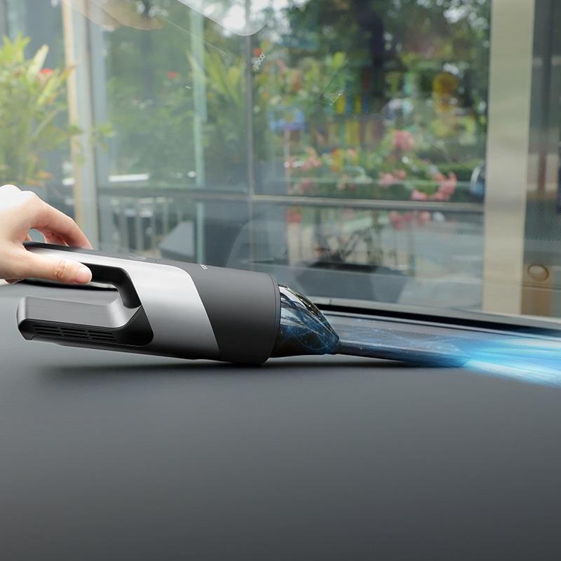 Máy hút bụi Hoco mini PH16 cao cấp dành cho xe hơi - Hàng chính hãng