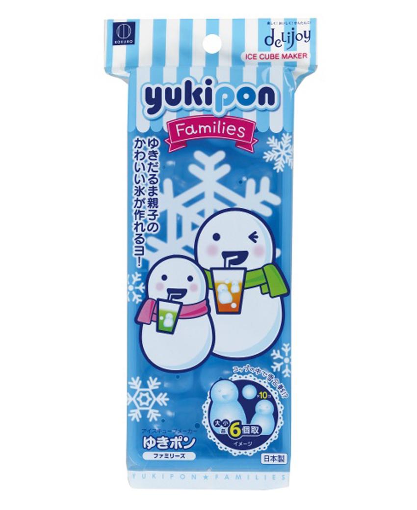 Khay đá hình người tuyết nội địa Nhật Bản