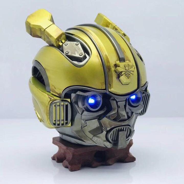 Loa Bluetooth đầu Siêu nhân độc lạ - Hàng nhập khẩu