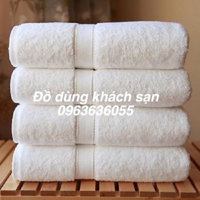 Khăn tắm khách sạn cao cấp 70x140cm 500gr