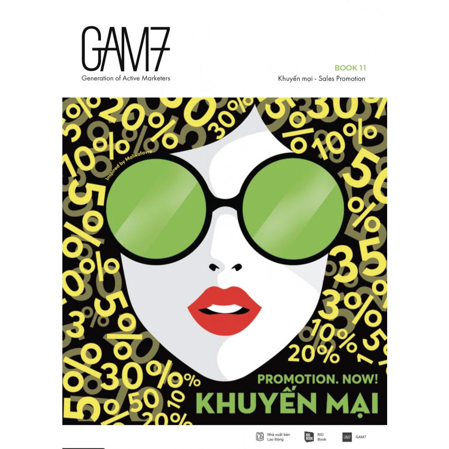 GAM7 No.11 Promotion - Khuyến Mại