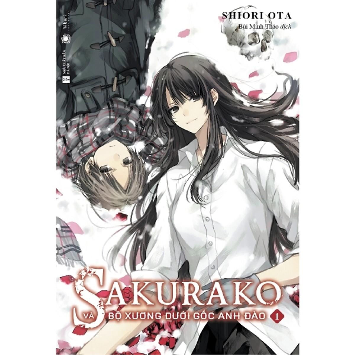 Sakurako Và Bộ Xương Được Chôn Dưới Gốc Anh Đào - Tập 1 - Tặng Kèm Móc Khoá + Bookmark