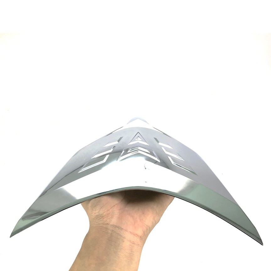 Chỉ Mũi Mặt Nạ WINNER X màu inox
