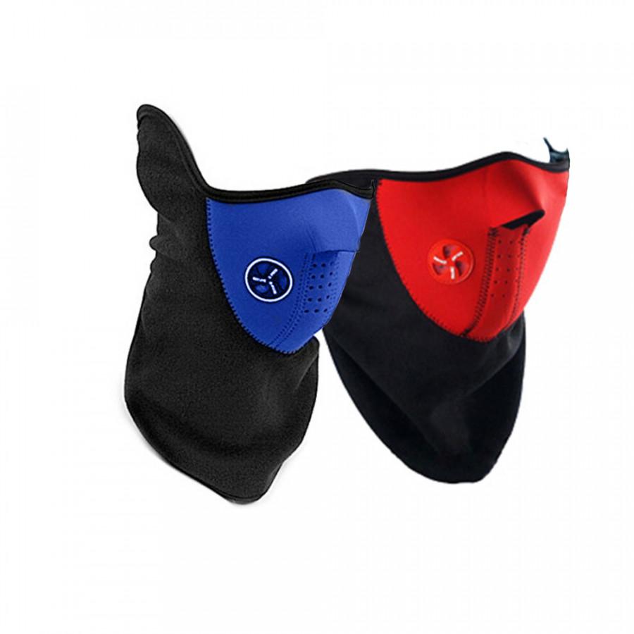 Bộ 2 Khẩu Trang Kiểu Dáng Ninja Dành Cho Dân Phượt (màu ngẫu nhiên)