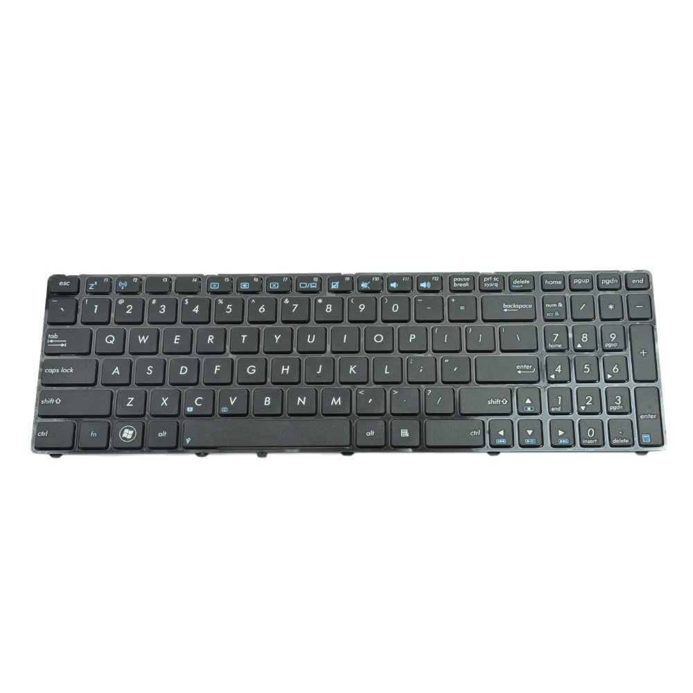 Bàn phím dành cho Laptop Asus N61, N61D, N61J, N61V, N61W