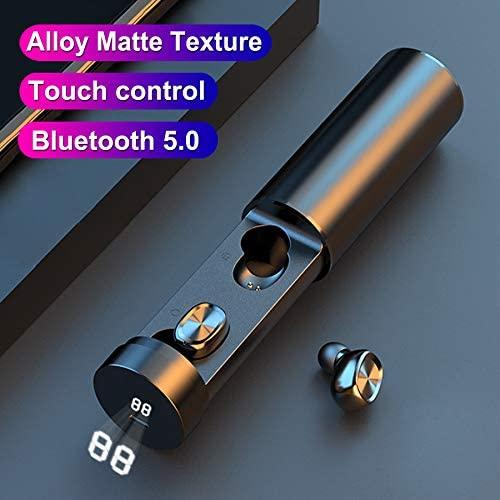 Tai Nghe Bluetooth True Wireless B9 Dalugi Dock Sạc Dài có Led Báo Pin - Hàng chính hãng