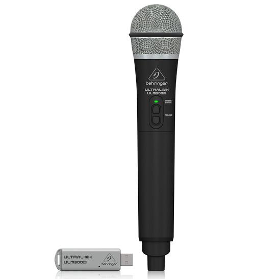 Micro không dây USB - Behringer ULM300USB- HÀNG CHÍNH HÃNG