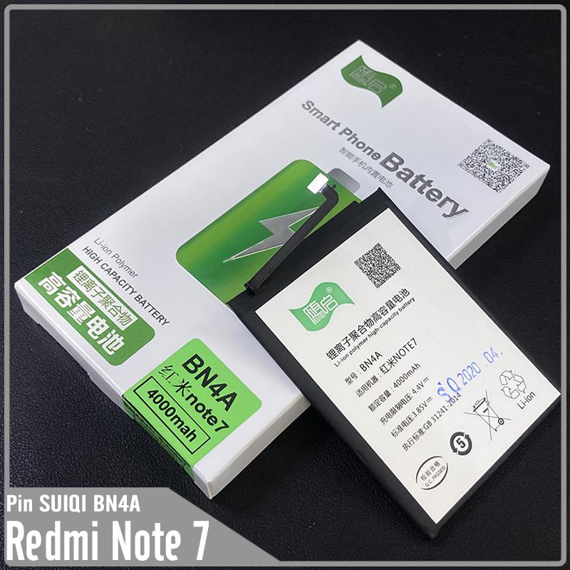 Pin thay thế cho Xiaomi Redmi Note 7 - BN4A
