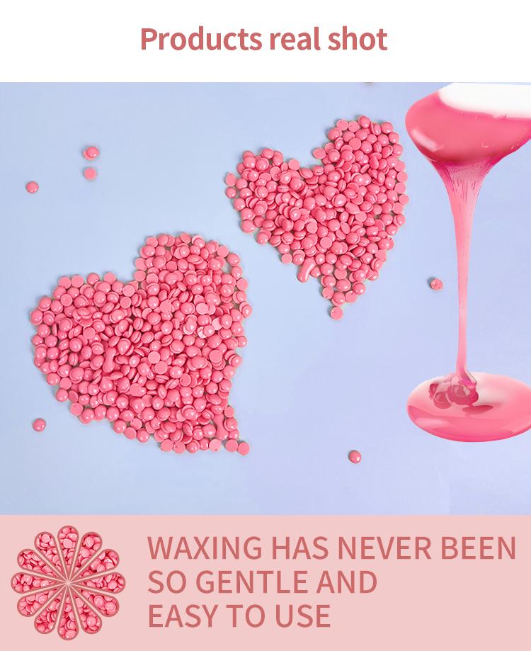 SÁP WAX TẨY LÔNG NÓNG CAO CẤP Lành Tính - Giúp Da Láng Mịn, An Toàn, Không Đau - 100g - Phù hợp mọi loại da, Hiệu quả wax tẩy lông nách, wax tẩy lông vùng kín, bikini, wax lông tại nhà, tẩy da chết