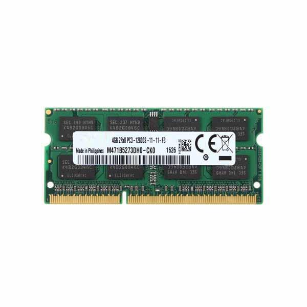 Ram Laptop 4GB PC3-12800s ( DDR3-1600Mhz )