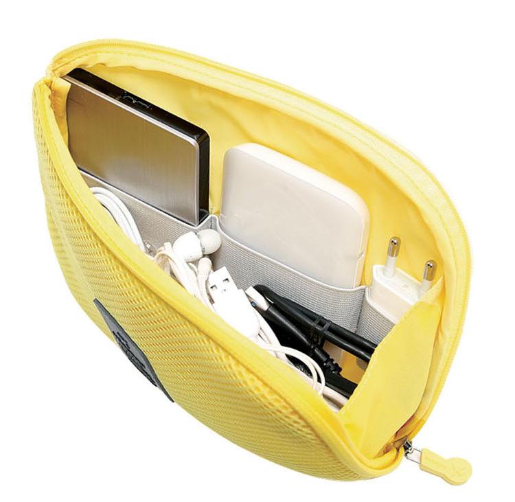 Hộp túi chống sốc đa năng đựng phụ kiện công nghệ cáp sạc, tai nghe, sạc dự phòng, mỹ phẩm