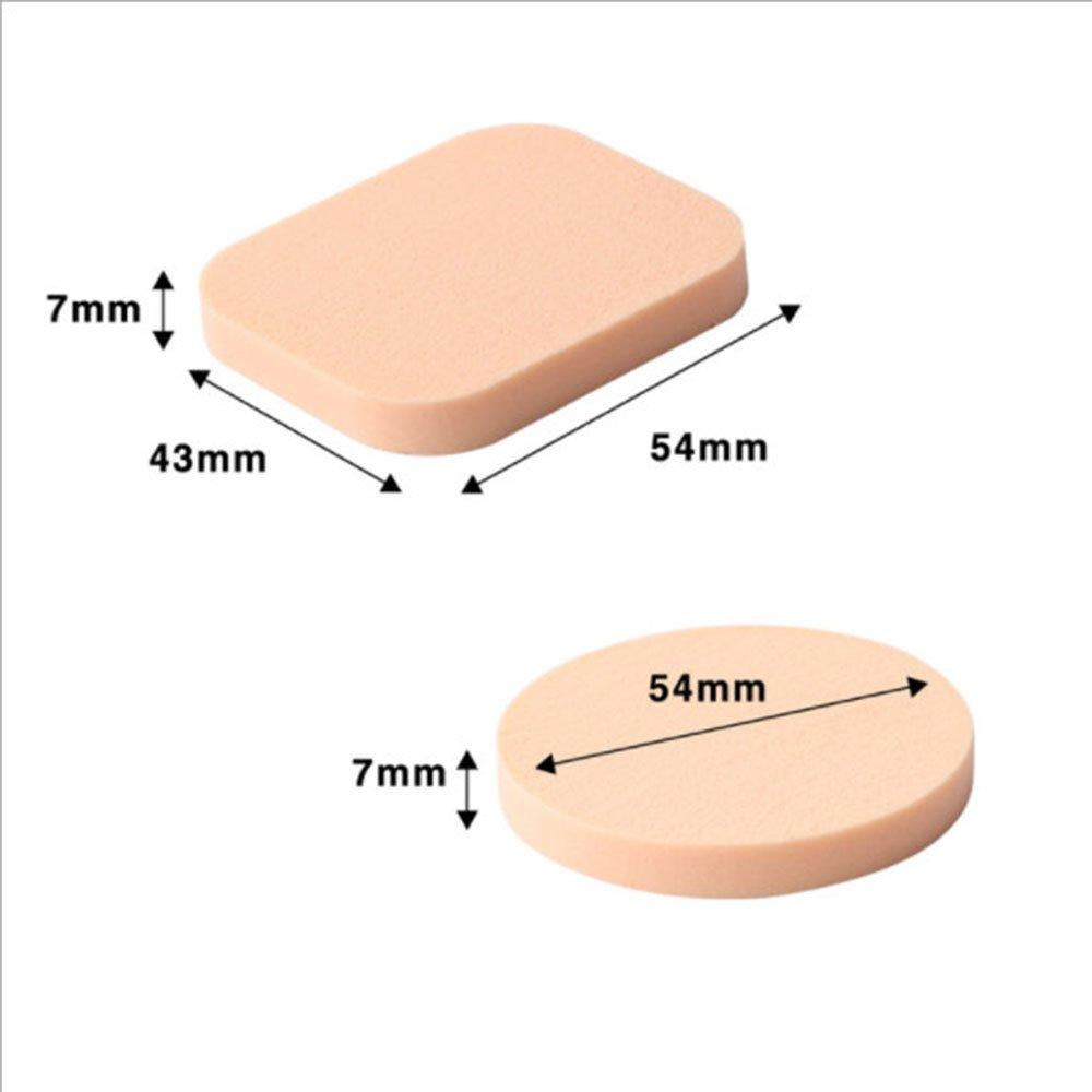 Bộ 2 miếng xốp thoa kem trang kiểm