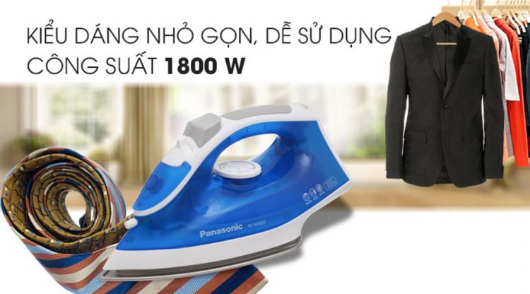 Bàn ủi hơi nước Panasonic PABU-NI-M300T