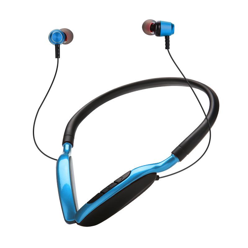 Tai nghe phong cách thể thao D01, nghe nhạc siêu hay, có khe cắm thẻ nhớ, bluetooth 5.0, pin khủng 400mAh - Hàng chính hãng
