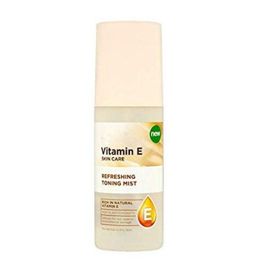 Nước hoa hồng cho da khô Superdrug Vitamin E Skin Care Hydrating Mist 150ml