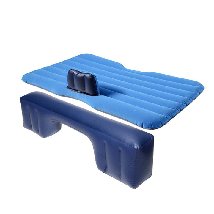 Giường hơi ghế sau ô tô, chân rời kèm bơm RE0361