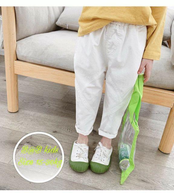( Size 12- 45kg) Quần kaki, quần bò siêu mềm mát,co giãn 4 chiều bé gái (Hàng đẹp)