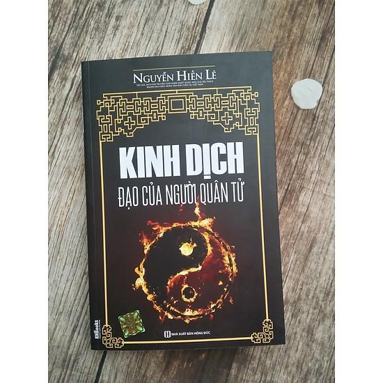 Kinh Dịch Đạo Của Người Quân Tử (Nguyễn Hiến Lê - Tái Bản 2018) (Tặng kèm Kho Audio Books)