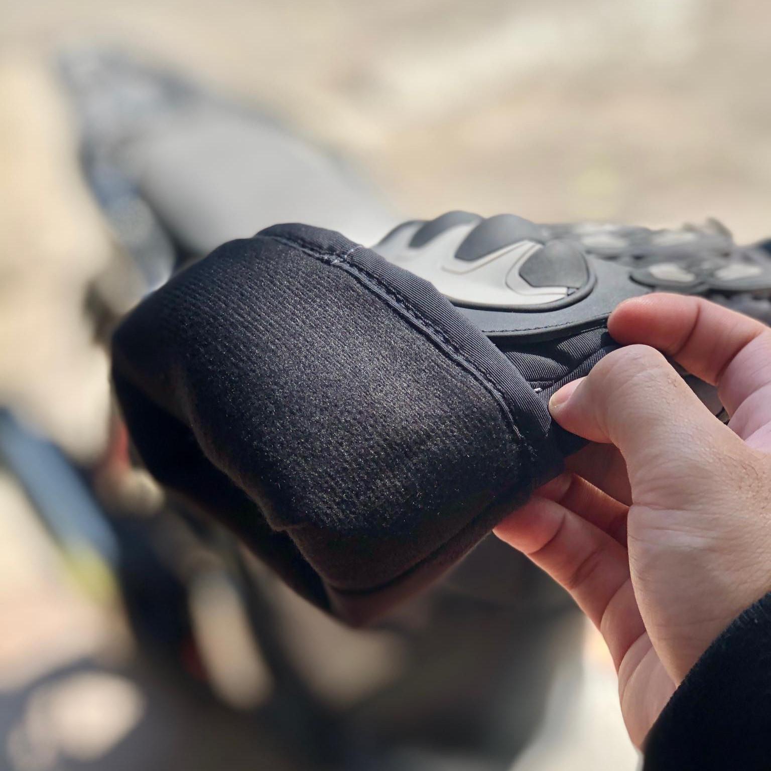 Găng tay xe máy 3 lớp chống nước mùa đông ( kèm clip thật )