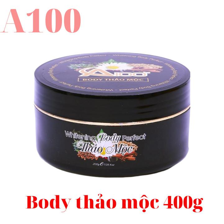 Body A100 chính hãng - body thảo mộc 400gr