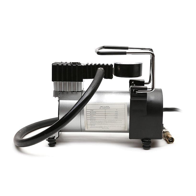 Máy Bơm Lốp Ô Tô 150 PSI DC (12V) - Đen