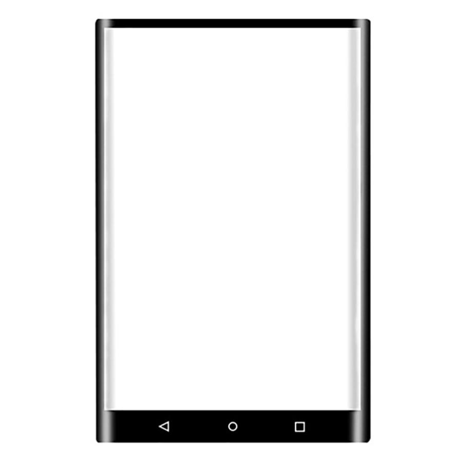 Miếng Dán Cường Lực Full Màn Hình Cho Blackberry Keyone - Hàng Nhập Khẩu