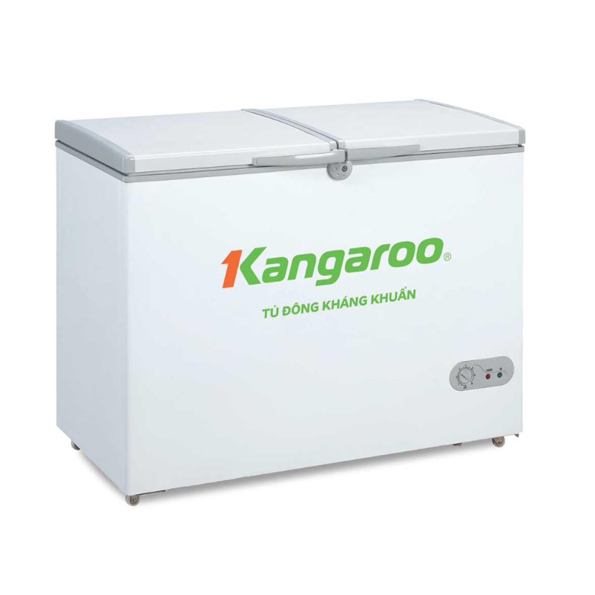 Tủ đông kháng khuẩn Kangaroo KG699C1 - Hàng chính hãng (Chỉ giao tại Hà Nội)