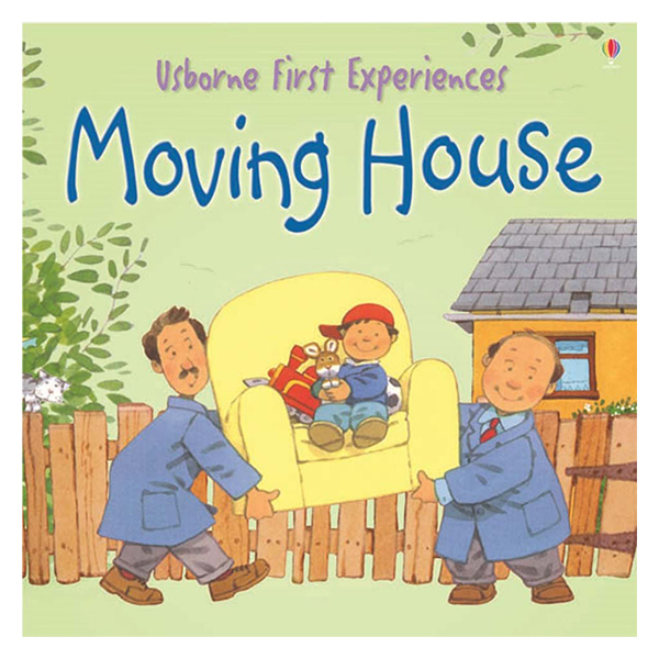 Usborne Moving House
