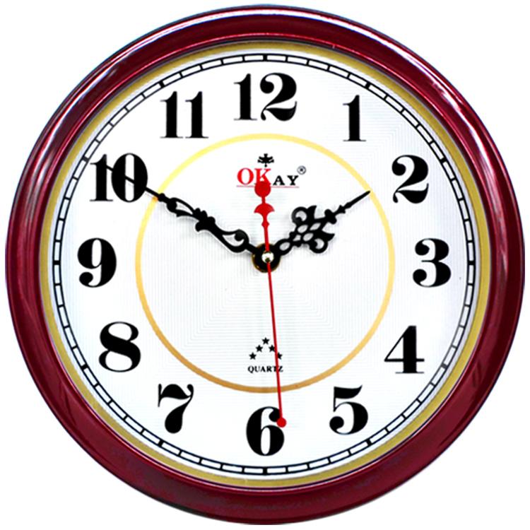 Đồng hồ treo tường thiết kế đẹp OKAY 95