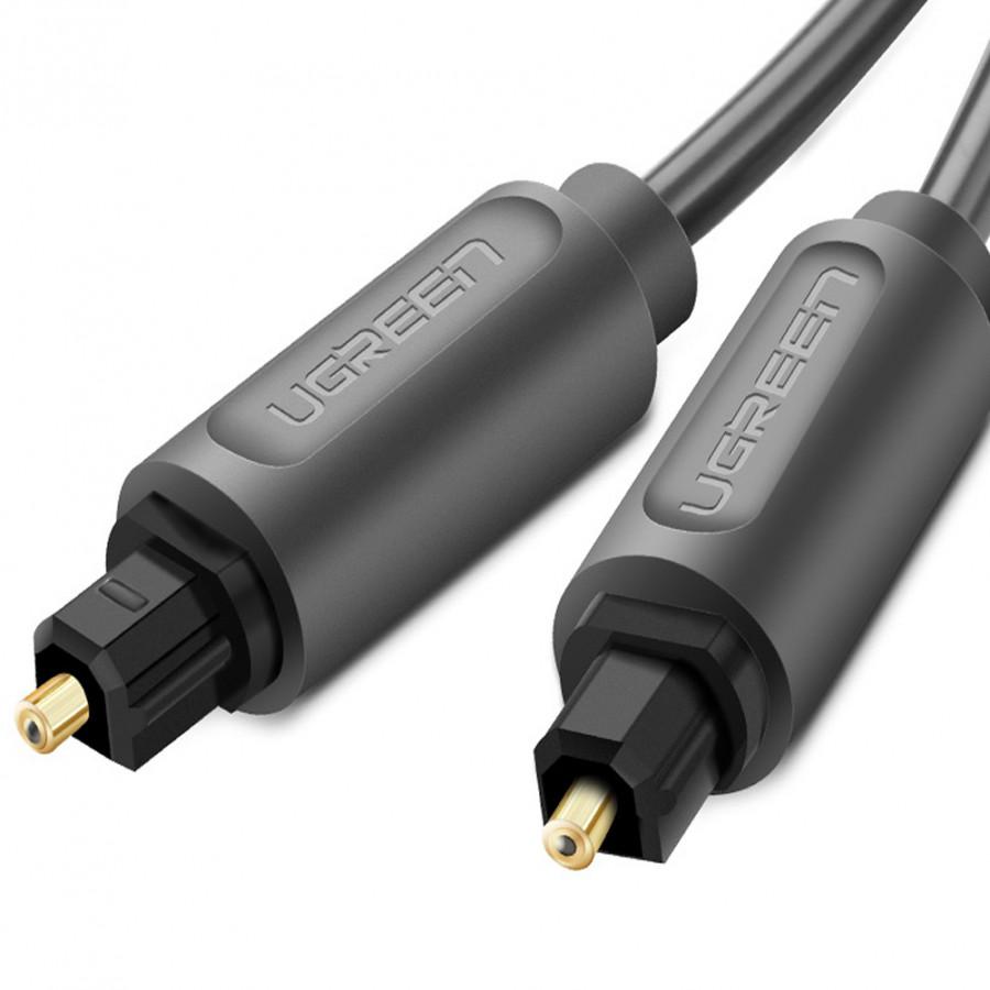 Cáp Audio quang Toslink dài 3M Ugreen 10771 - Hàng Chính Hãng