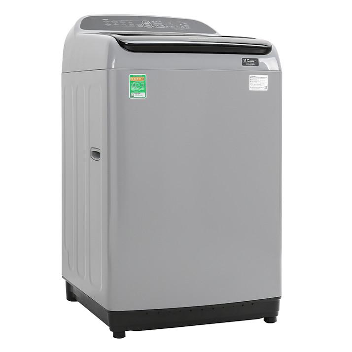 Máy giặt Samsung Inverter 8.5 kg WA85T5160BY/SV - Hàng Chính Hãng - chỉ giao hàng TP.HCM