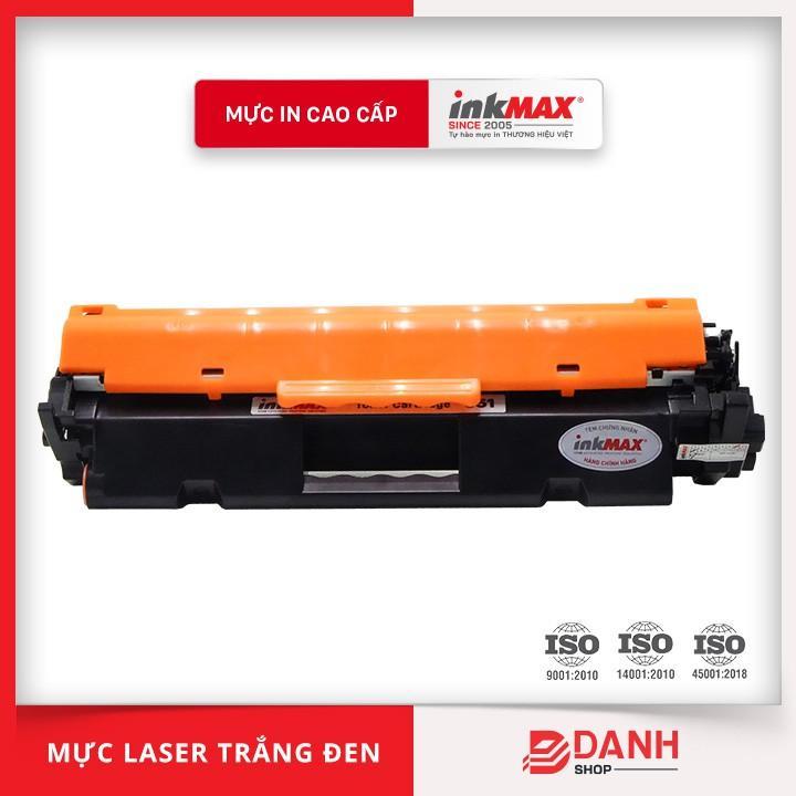 Hộp mực inkMAX 051 dùng cho máy in CANON LPB 161DN / 162DW / MF264DW / 267DW / 269DW Hàng chính hãng