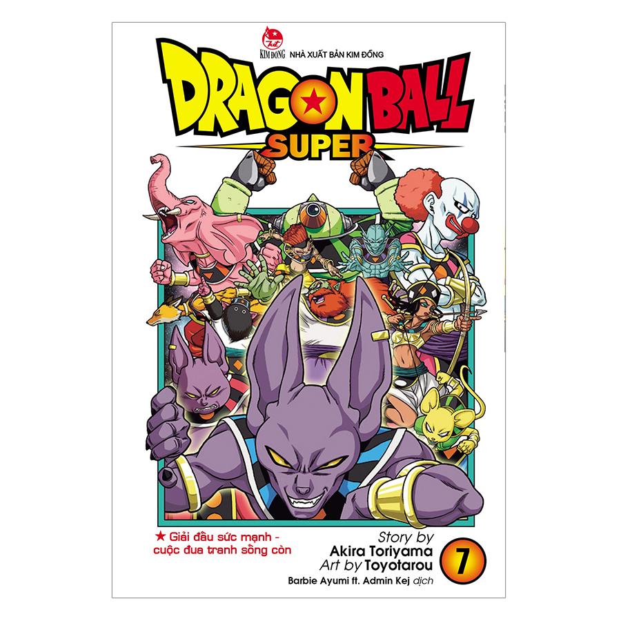 Dragon Ball Super - Tập 7