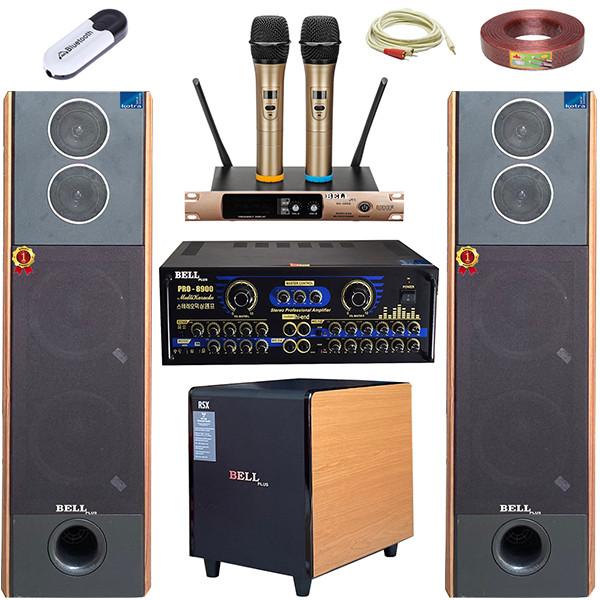 Dàn karaoke và nghe nhạc BELLplus KMS - 9800 II (hàng chính hãng)