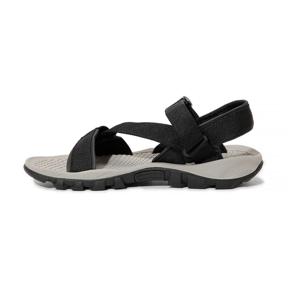 Sandal Vento Quai Chéo SD8631 Màu Đen