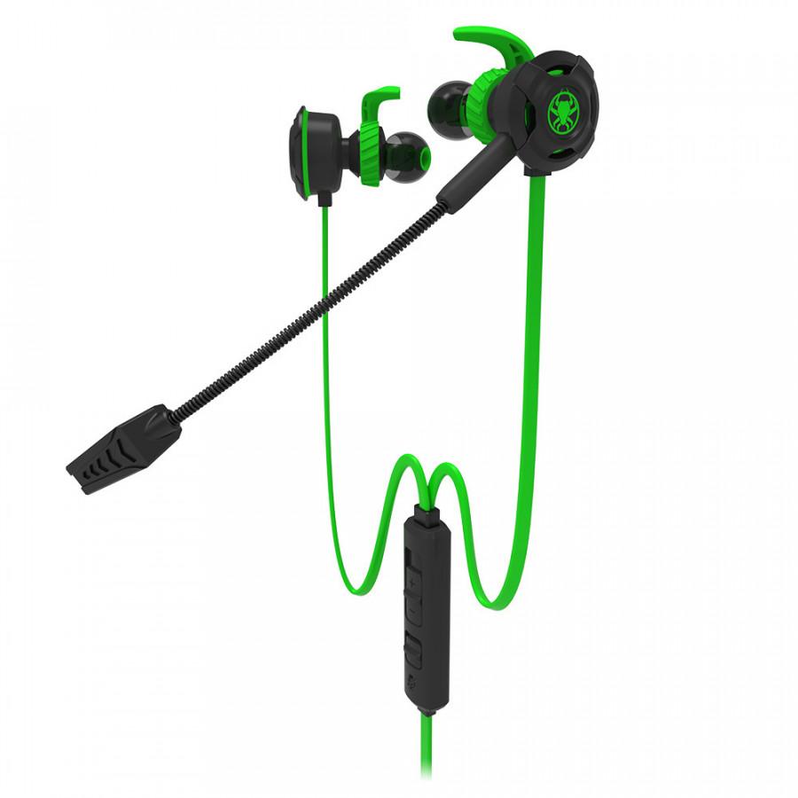 Tai nghe chuyên game thủ Plextone G30 - Có Mic - Plextone Earpod G30 - Bản nâng cấp G20 đáng giá - Hàng Chính Hãng