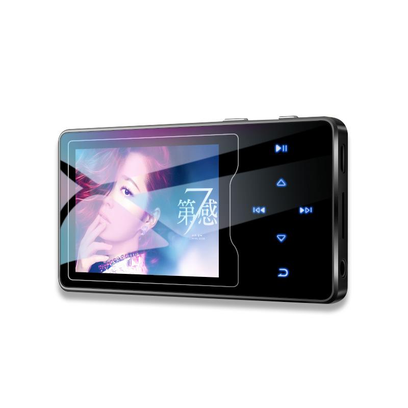 Máy nghe nhạc MP4, màn hình lớn 2.4 inch Ruizu D08 - Hàng Chính Hãng