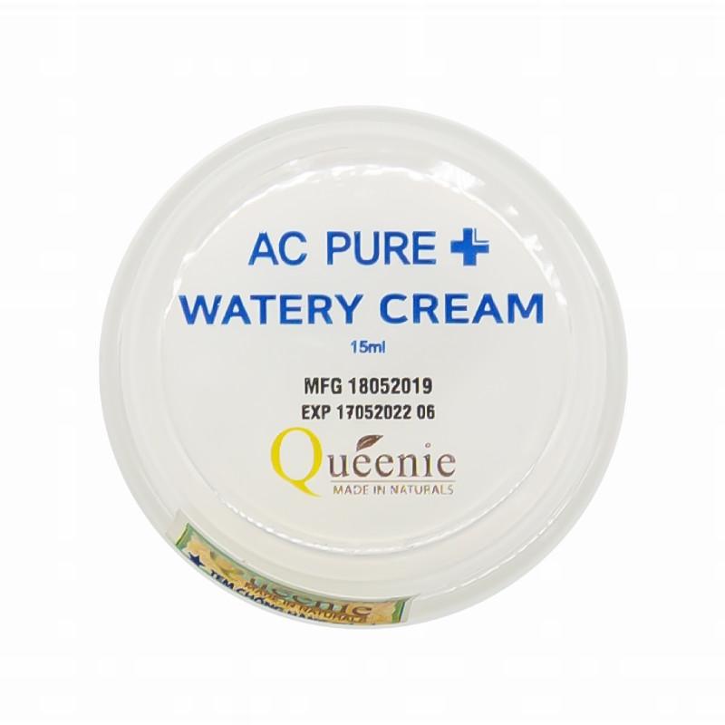 Bộ mỹ phẩm dưỡng trắng da Queenie trải nghiệm 4 sản phẩm