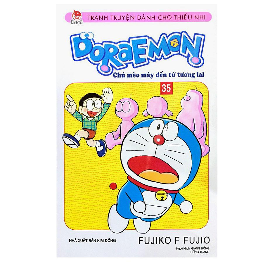 Đôraemon Truyện ngắn Tập 35 - 8935036641533,62_31386,16000,tiki.vn,Doraemon-Truyen-ngan-Tap-35-62_31386,Đôraemon Truyện ngắn Tập 35